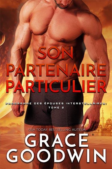 couverture de livre pour Son Partenaire Particulier par Grace Goodwin