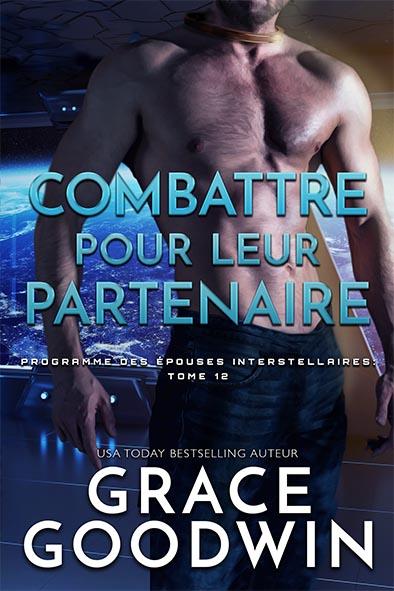 couverture de livre pour Combattre pour leur partenaire par Grace Goodwin