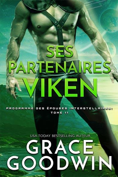 couverture de livre pour Ses Partenaires Viken par Grace Goodwin