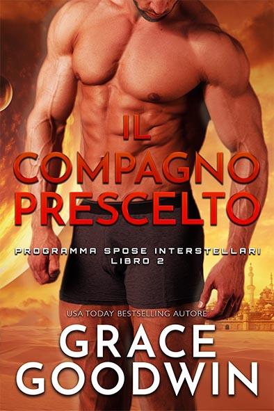 copertina per Il compagno prescelto da Grace Goodwin