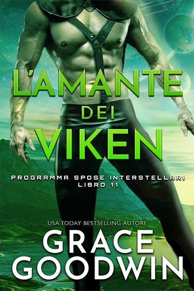 copertina per L'amante dei Viken da Grace Goodwin