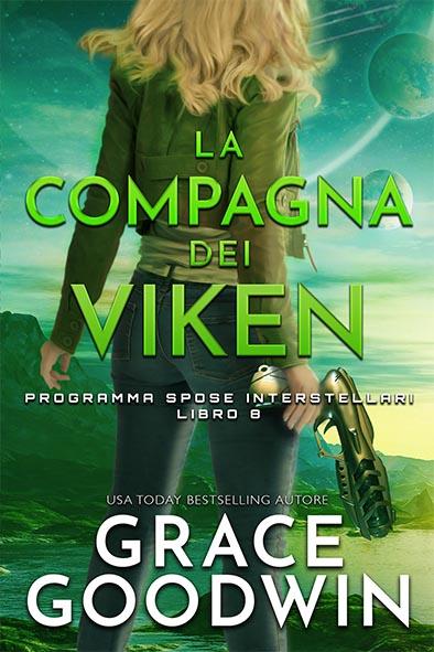copertina per La compagna dei Viken da Grace Goodwin