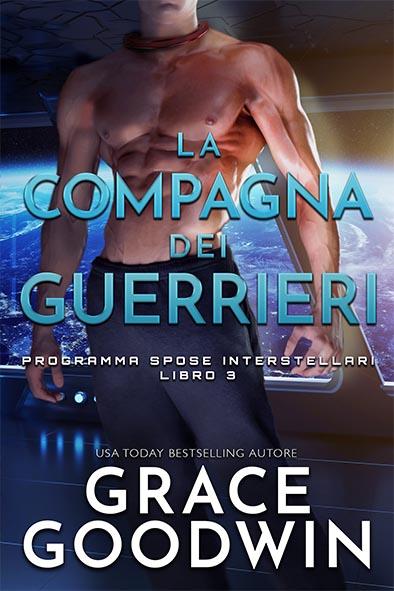copertina per La compagna dei guerrieri da Grace Goodwin