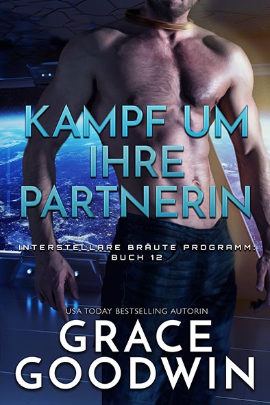 Buchdeckel für Kampf um ihre Partnerin von Grace Goodwin
