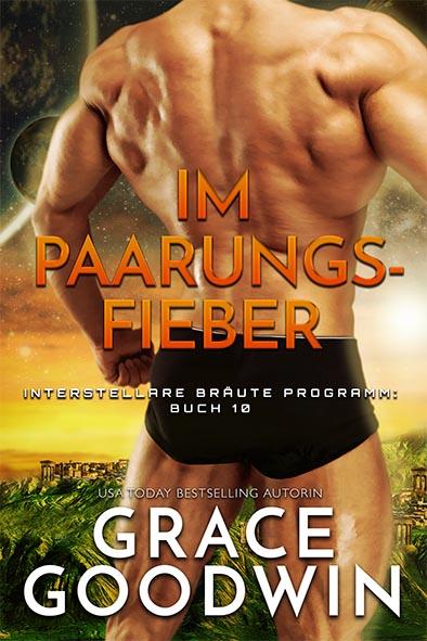 Buchdeckel für Im Paarungsfieber von Grace Goodwin