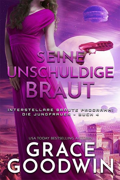 Buchdeckel für Seine unschuldige Braut von Grace Goodwin