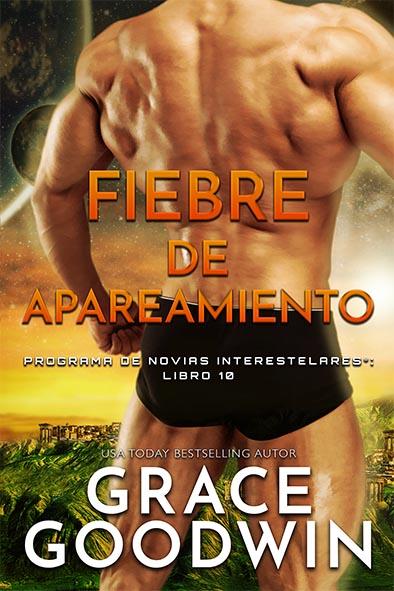 tapa del libro para Fiebre de apareamiento por Grace Goodwin