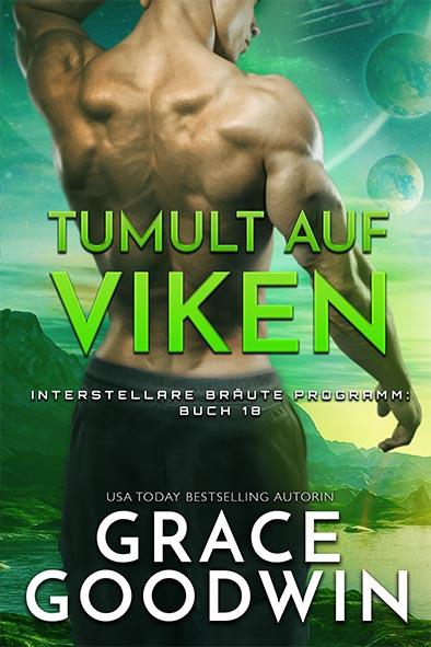 Buchdeckel für Tumult auf Viken von Grace Goodwin