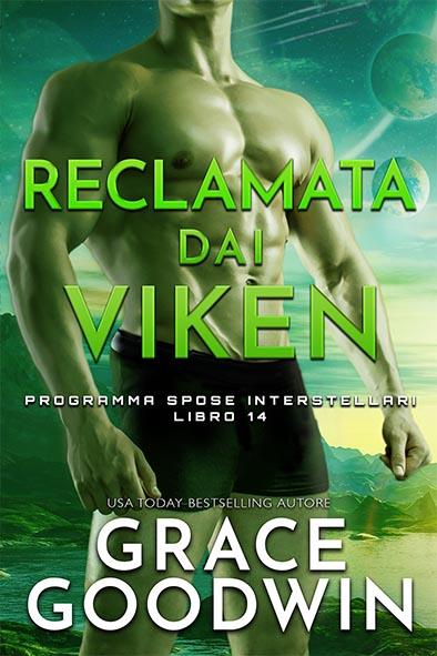 copertina per Reclamata dai Viken da Grace Goodwin