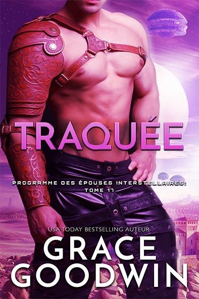 couverture de livre pour Traquée par Grace Goodwin