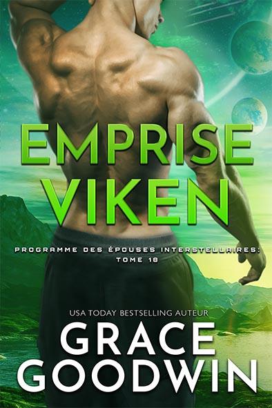 couverture de livre pour Emprise Viken par Grace Goodwin