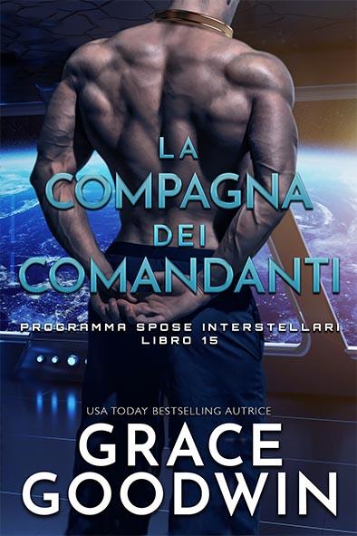 copertina per La compagna dei comandanti da Grace Goodwin