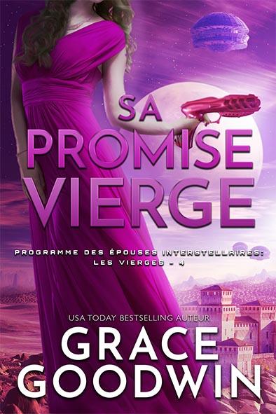 couverture de livre pour Sa Promise Vierge par Grace Goodwin