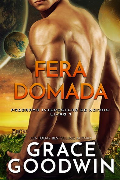 capa de livro para Fera Domada por Grace Goodwin