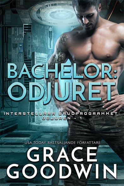 bokomslag för Bachelor: Odjuret av Grace Goodwin