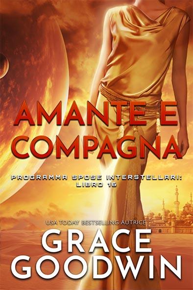 copertina per Amante e compagna da Grace Goodwin