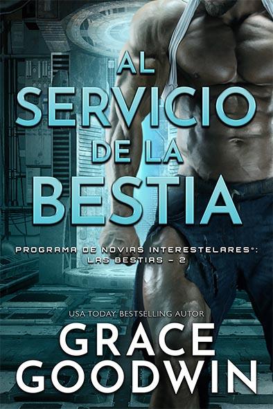 tapa del libro para Al servicio de la bestia por Grace Goodwin