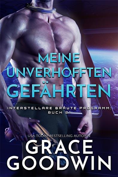 Buchdeckel für Meine unverhofften Gefährten von Grace Goodwin