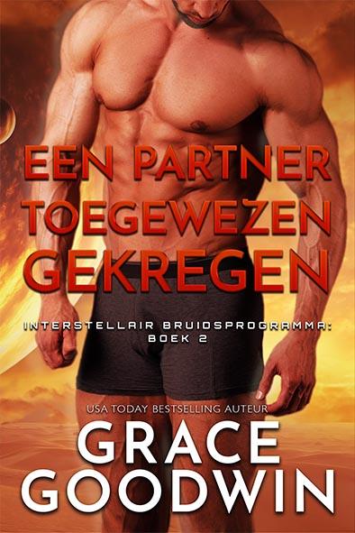boekomslag voor Een Partner Toegewezen Gekregen door Grace Goodwin