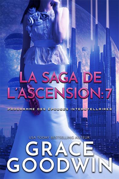 couverture de livre pour La Saga de l'Ascension: 7 par Grace Goodwin