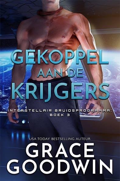 boekomslag voor Gekoppeld aan de Krijgers door Grace Goodwin