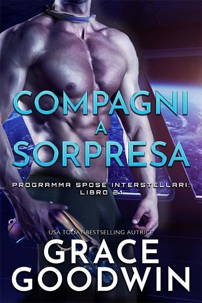 copertina per Compagni a sorpresa da Grace Goodwin