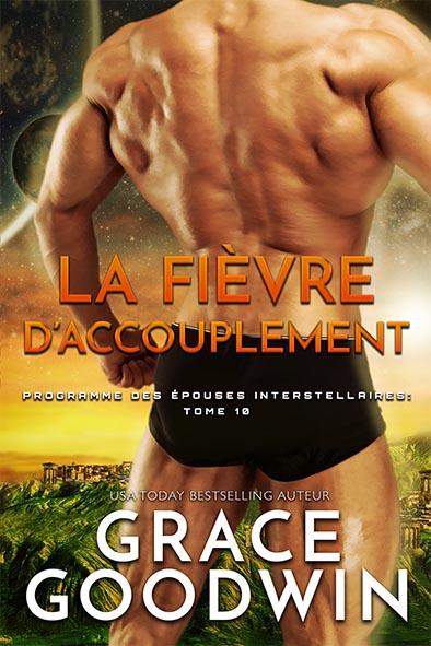 couverture de livre pour La Fièvre d'Accouplement par Grace Goodwin