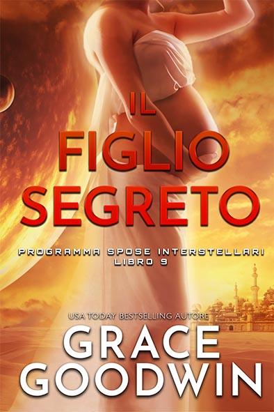 copertina per Il Figlio Segreto da Grace Goodwin