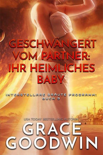 Buchdeckel für Geschwängert vom Partner: ihr heimliches Baby von Grace Goodwin