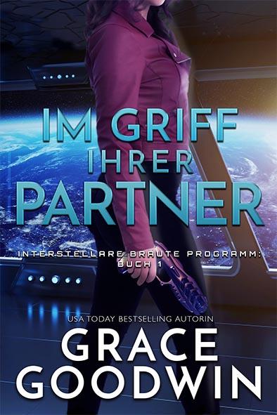 Buchdeckel für Im Griff ihrer Partner von Grace Goodwin