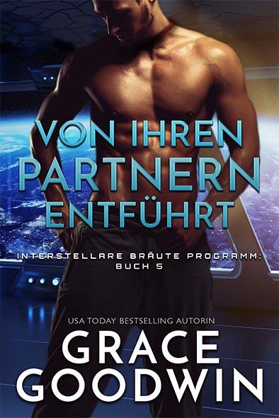 Buchdeckel für Von ihren Partnern entführt von Grace Goodwin