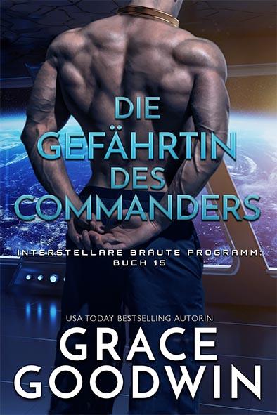 Buchdeckel für Die Gefährtin des Commanders von Grace Goodwin