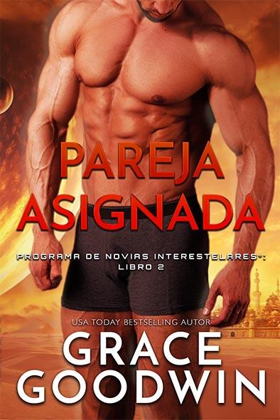 tapa del libro para Pareja asignada por Grace Goodwin