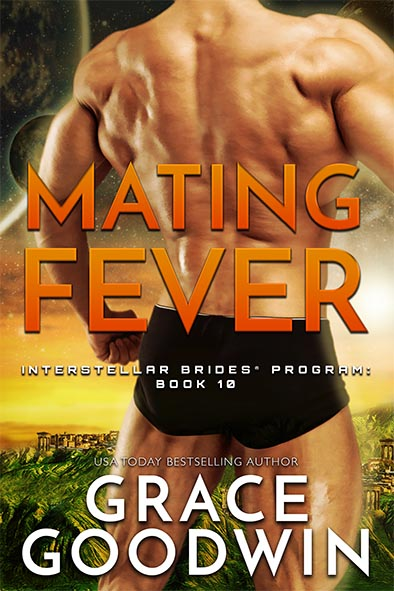 book cover for Mating Fever by Grace Goodwin