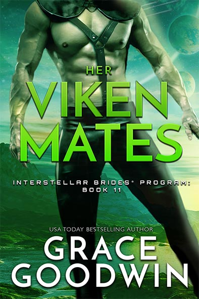 book cover for Her Viken Mates by Grace Goodwin