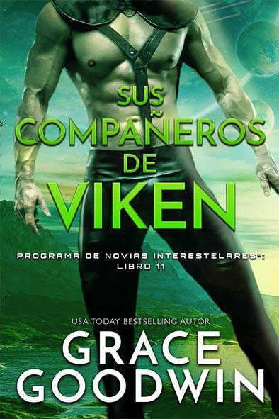 tapa del libro para Sus compañeros de Viken por Grace Goodwin
