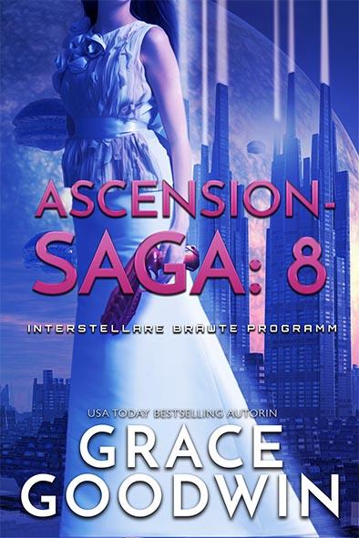 Buchdeckel für Ascension-Saga: 8 von Grace Goodwin