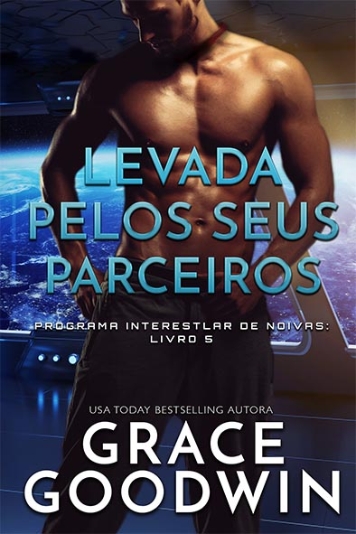 capa de livro para Levada pelos seus parceiros por Grace Goodwin