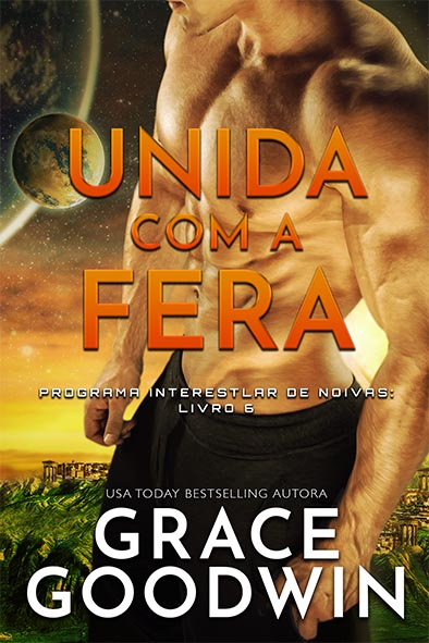 capa de livro para Unida com a Fera por Grace Goodwin