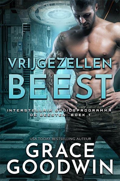 boekomslag voor Vrijgezellen Beest door Grace Goodwin